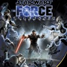star wars the force unleashed wii game