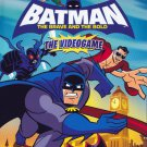 batman brave and the bold wii game