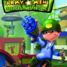 army men: soldiers of misfortune wii game