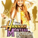 Hannah Montana spotlight world tour wii