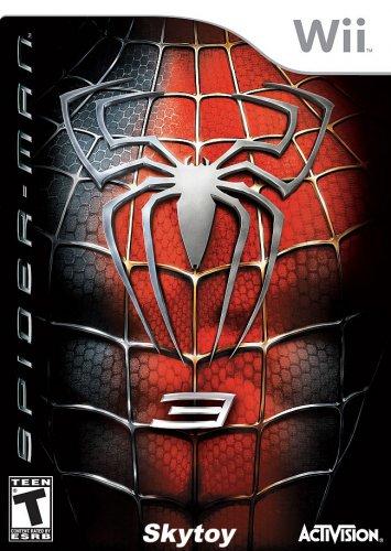 spiderman 3 wii