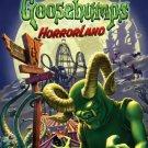 Goosebumps HorrorLand wii game