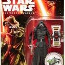 star wars kylo ren 3.75 mosc