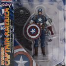 Captain America marvel select special edition with exclusive comicbook