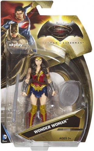 batman vs superman wonder woman 6 inch figure