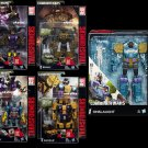 Bruticus complete set of 5 Transformers Combiners