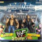 stonecold steve Austin and undertaker wrestlemania xv