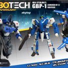 Armored Veritech GBP-1 Robotech 30th Anniversary Max Sterling 1/100 Scale Transformable VF-1J