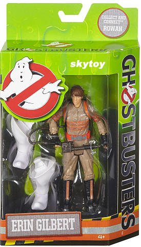 "New Ghostbusters Erin Gilbert 6"" inch figure"
