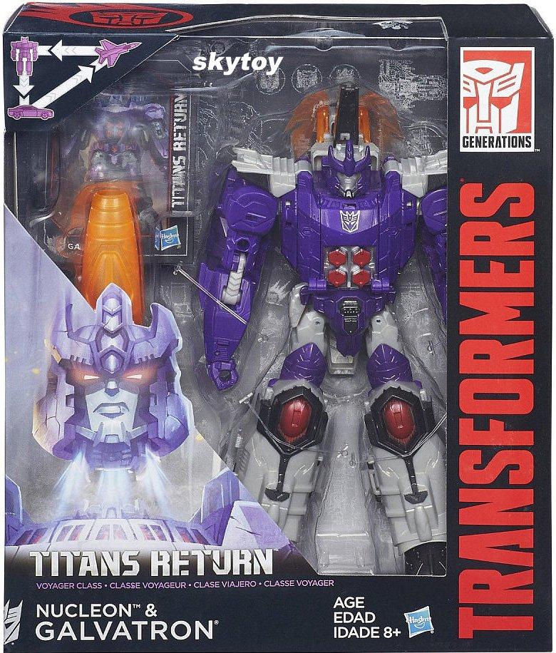 transformers titans return galvatron