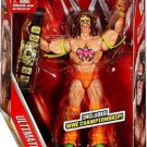 ultimate warrior wwe elite figure with championship belt