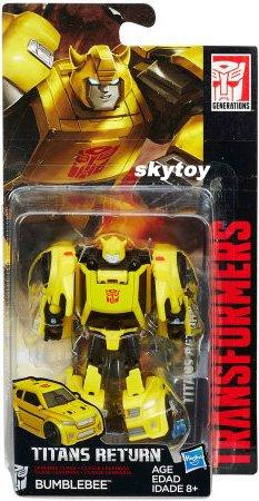 transformers titans Bumblebee