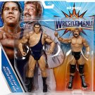 WWE Andre The Giant and Million Dollar Man 2 pack figures