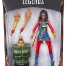 Marvel Legends Ms Marvel Spiderman figure