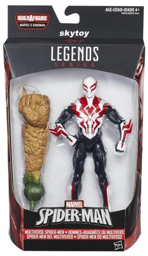 Marvel Legends  Spider-Man 2099 figure