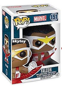 Funko - POP! Marvel Comics Falcon