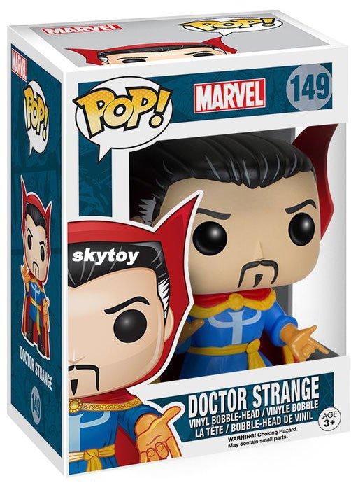 Funko - POP! Marvel Comics Dr. Strange