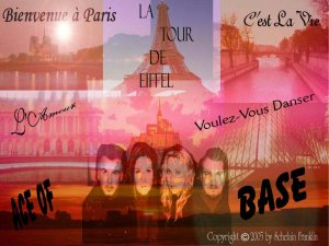 French Ace of Base Wallpaper