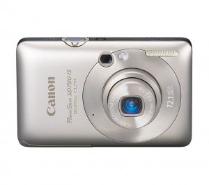 Canon PowerShot SD780 IS 12.1 Megapixel 3x Optical Zoom Digital Camera (Silver) REFURBISHED