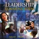 Leadership Communication by Deborah Barrett
