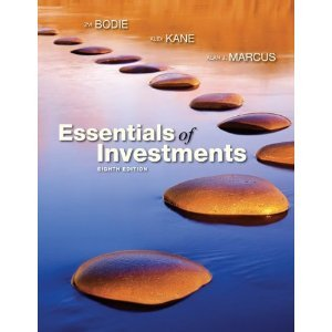 Essentials of Investments with S&P card by Alan Marcus
