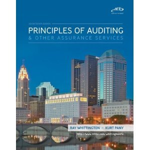 Principles of Auditing And Assurance Services with ACL Software CD by Kurt Pany