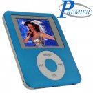 2GB BLUE DIGITAL MP4 PLAYER