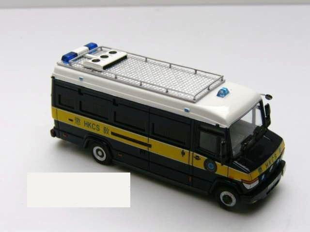Hong Kong Correctional Services Transportation van