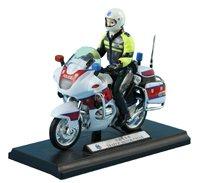 Hong Kong Police Motorcycle Patrol