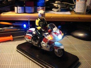 Hong Kong Police Motorcycle Patrol 2