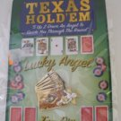 Brand New Texas Hold'Em Deck of Cards Brooch/Tac Pin