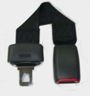 """New 14""""Seat Belt Extension Extender For 1 Inch Buckle free ship 7-10DAYS ARRIVE USA"""