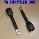 "CHRYSLER 300 Seat Belt Extender Extension Rigid Stem For 1""Buckle free ship 7-10DAYS ARRIVE US"