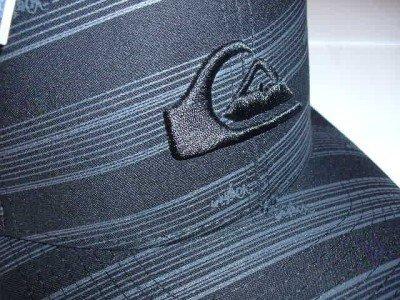 Quiksilver Ripe Stripe Hat NWT quicksilver BLACK