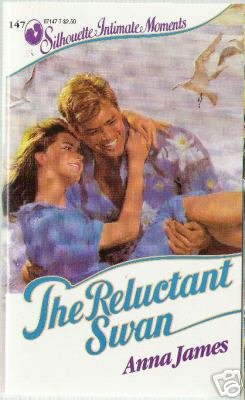 The Reluctant Swan by Anna James (1986)