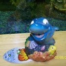 Aqua Toons HIGH 5 SHARK Decoration for aquariums NEW