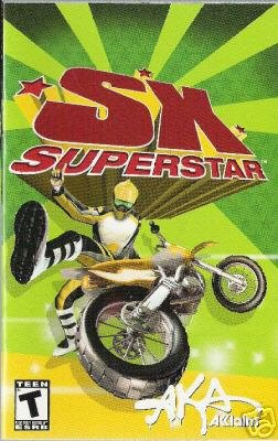 SX Superstar  ( Xbox) INSTRUCTION MANUAL  ONLY no game
