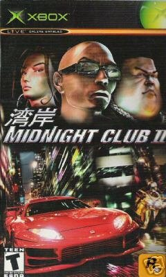 Midnight Club 2 ( Xbox) INSTRUCTION MANUAL ONLY no game