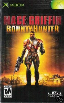 Mace Griffin B. Hunter Xbox) INSTRUCTION MANUAL no game