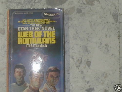 Web of the Romulans by M.S Murdock (1983) PB