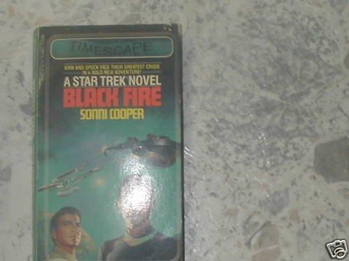Blackfire SONNI COOPER (1979 ) PB  A STAR TREK NOVEL