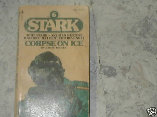 CORPSE ON ICE JOSEPH HEDGES (1975 ) PB STARK 6
