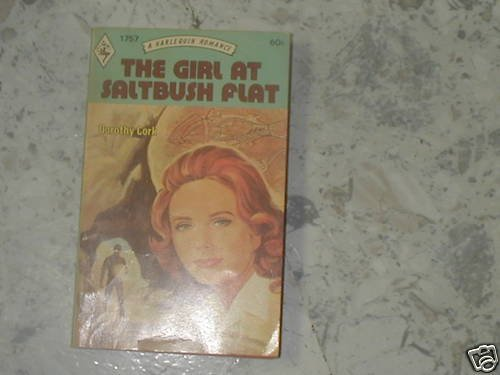 THE GIRL AT SALTBUSH FLAT  (1973) DOROTHY CORK PB