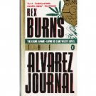The Alvarez Journal by Rex Burns (1991)