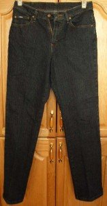 Womens Riders Stretch Jeans 30x31 5 pocket 10m