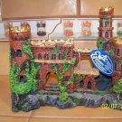 LARGER BRICK CASTLE RUINS Decoration for aquariums NEW