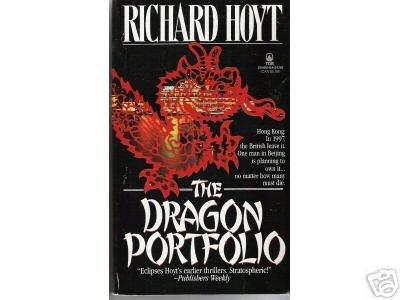 The Dragon Portfolio by Richard Hoyt (1994) SUSPENSE PB