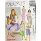 SHIRT VEST-SKIRT-PANTS-SHORTS  McCALL'S PATTERN 26-32W