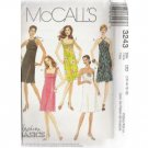 SUMMER DRESSES IN 4-variations  McCALL'S PATTERN