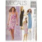 SLEEVELESS HALTER DRESSES McCALL'S PATTERN 12-18